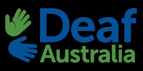 Deaf Australia Logo
